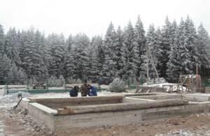 выполнение бетонных работ зимой