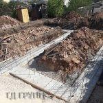 фундамент строительство домов